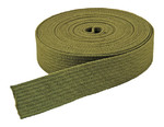 Cotton Webbing 40 mm, olive