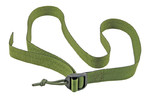 Olive (OD) Strap with Curved Tensionlock w/ Hole