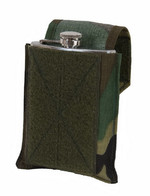 Tactical Shot hip-flask pouch