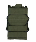 Raider Rifle mag pouch extended