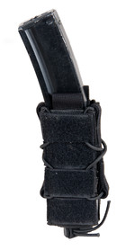 LEO  Pistol mag pouch extended