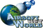 Logo Airsoft Net World